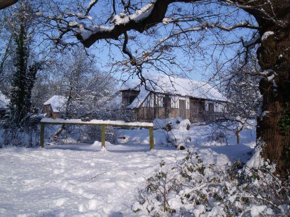 Sotherington Barn