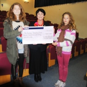 Sussex Snowdrop Trust collects funds from Block 4s
