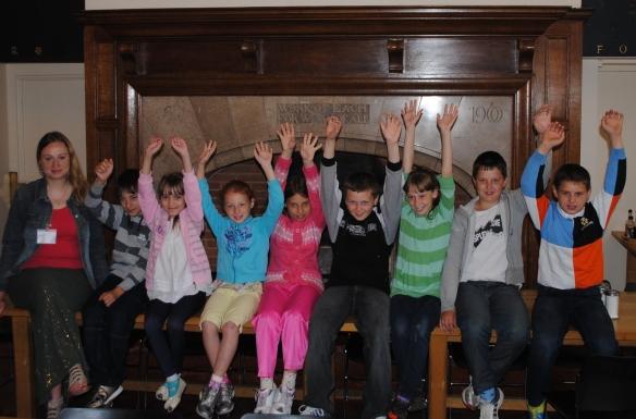 Bedales hosts children from Belarus
