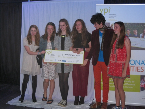 YPI winners attend London celebration