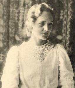 1911d Amy Garrett Badley